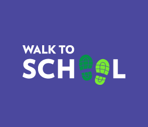 Walk to School logo